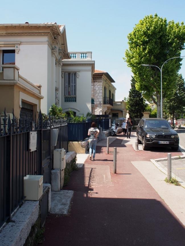 boulevard de Cimiez