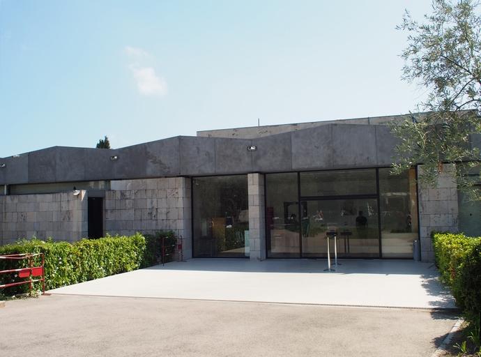 シャガール美術館 入口