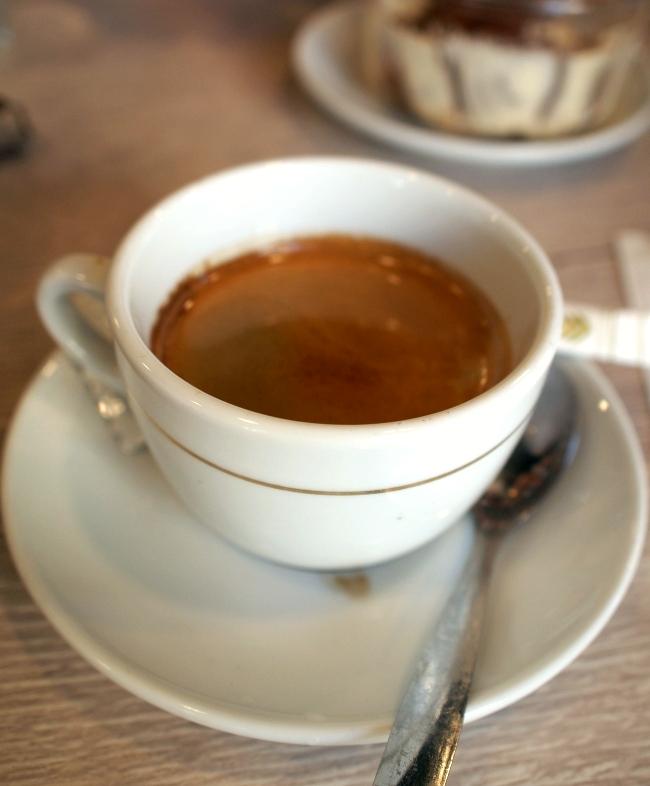 A L'Italienne コーヒー