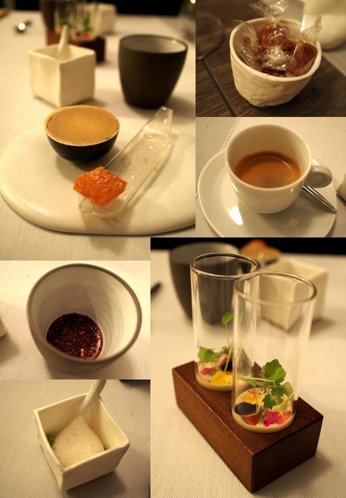 mignardises & Café