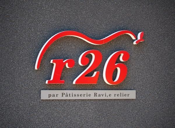 r26 ロゴ