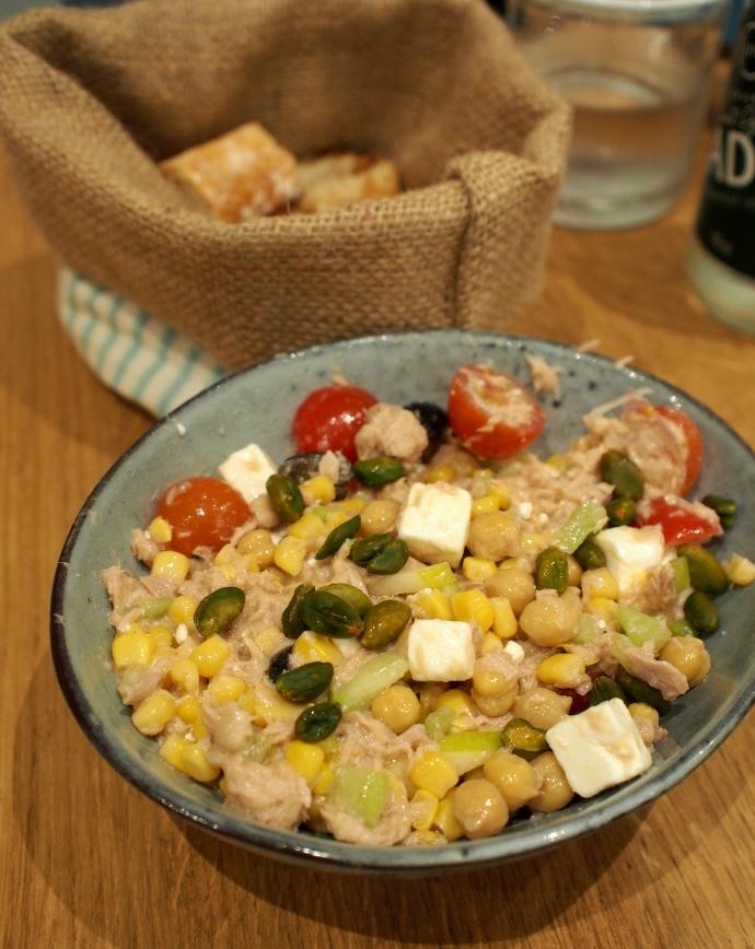 アンテュイション Salade du jour