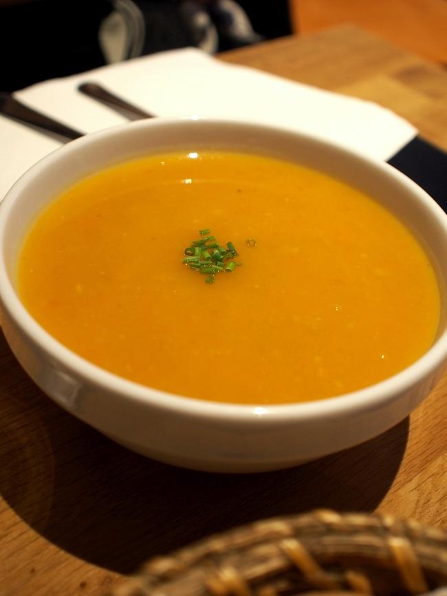 Le Troquet à Soupes Potage Butternut à la châtaigne