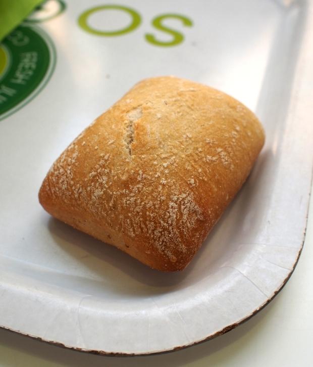 SO Green パン