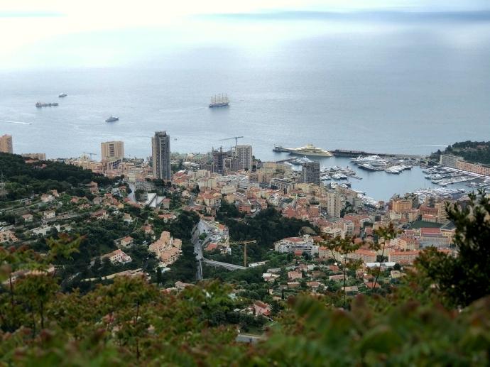 景色 モナコ