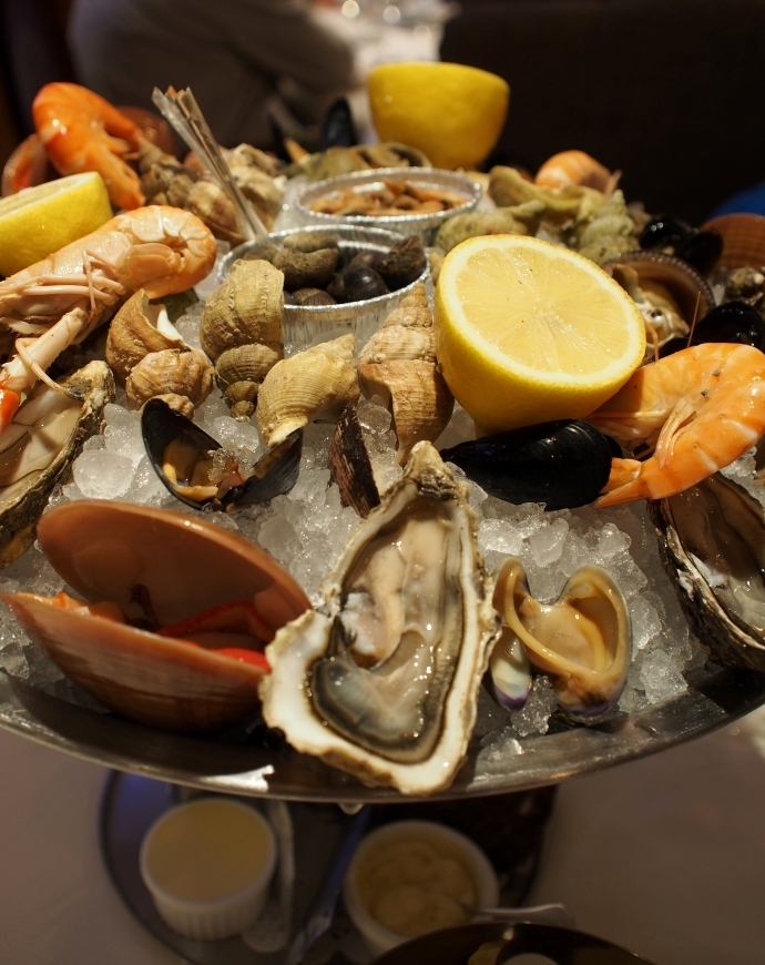 ボッカッチョ Le Panier de Fruits de Mer