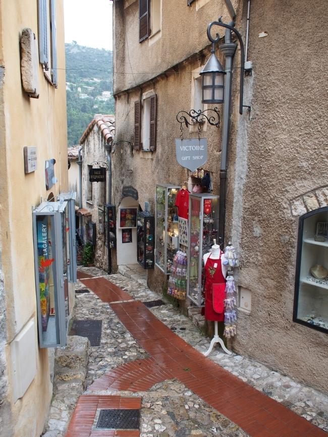 エズ村 Rue de la Paix