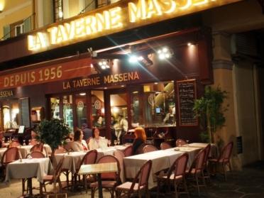 ラ・タヴェルナ・マッセナ 店