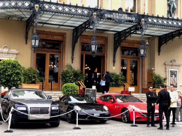 Casino de Monte-Carlo 入口