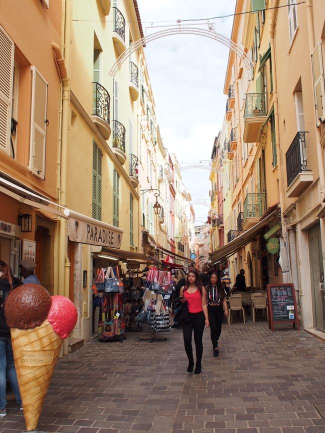 Rue Comte Félix Gastaldi