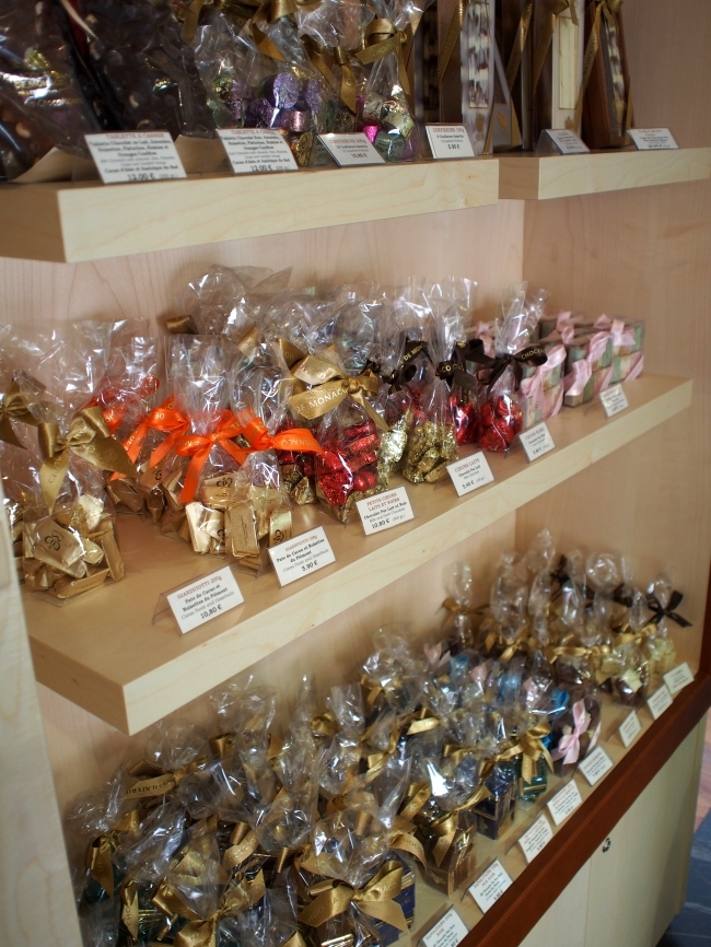 Chocolaterie de Monaco Gianduiottiなど