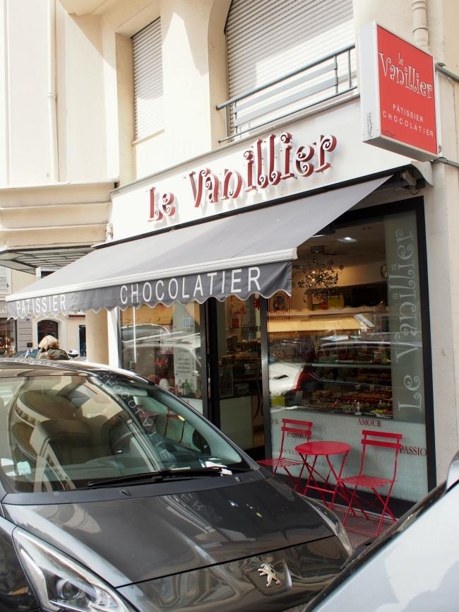 Le Vanillier 店