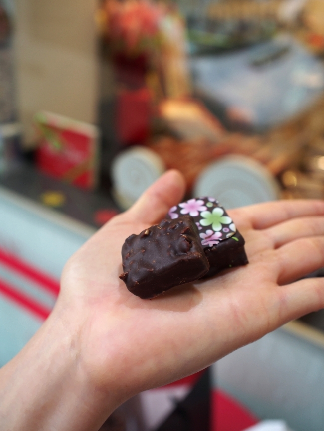 Vanillier Chocolat
