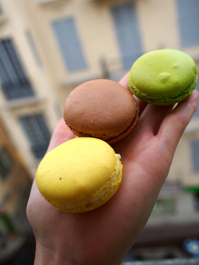 Canet Macaron 1.4€