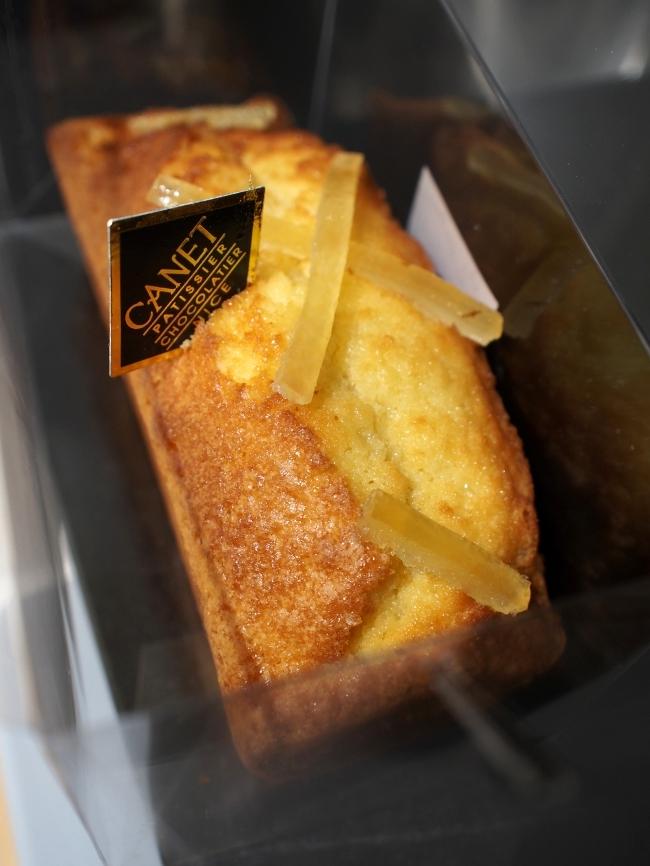 Canet Cake Citron de Menton 3.9€/100g