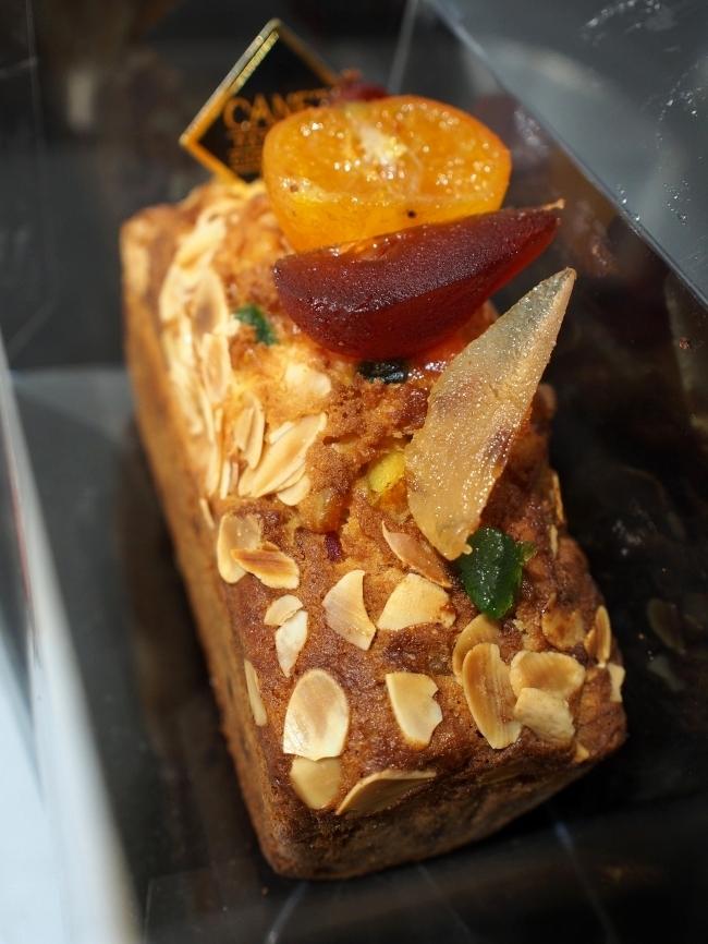 Canet Cake aux fruits confits