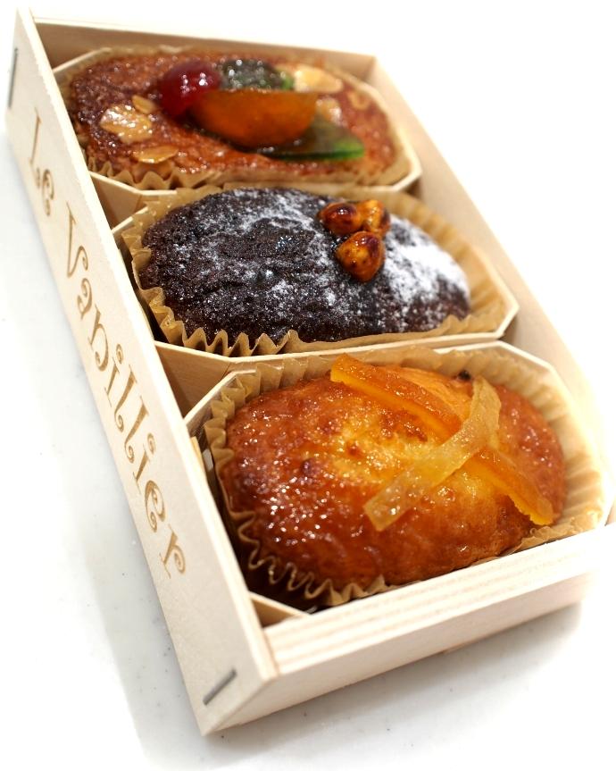 Vanillier Cakes (Cagette) 14€