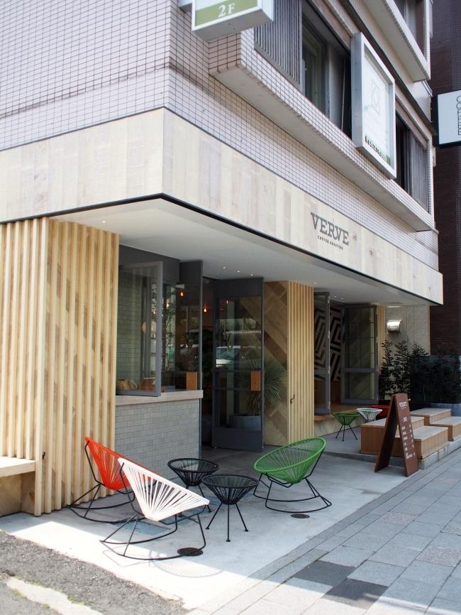 ヴァーヴ コーヒー 店