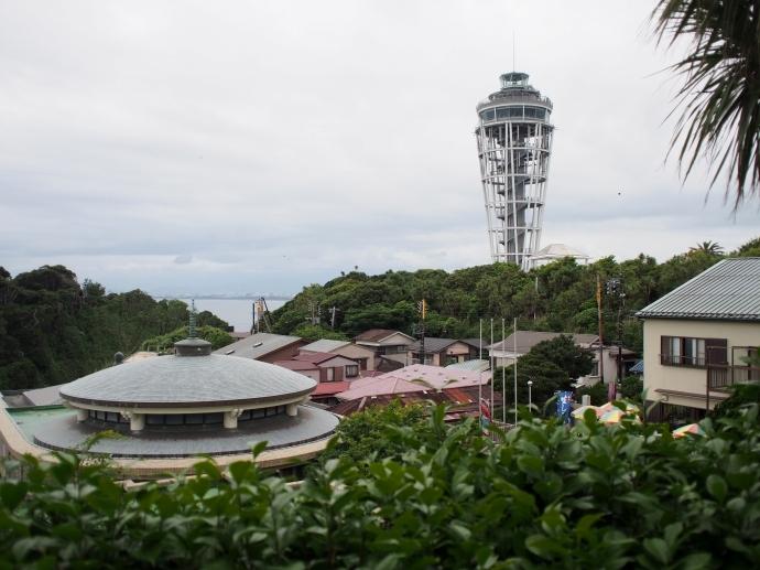 江の島展望灯台 (江の島シーキャンドル)