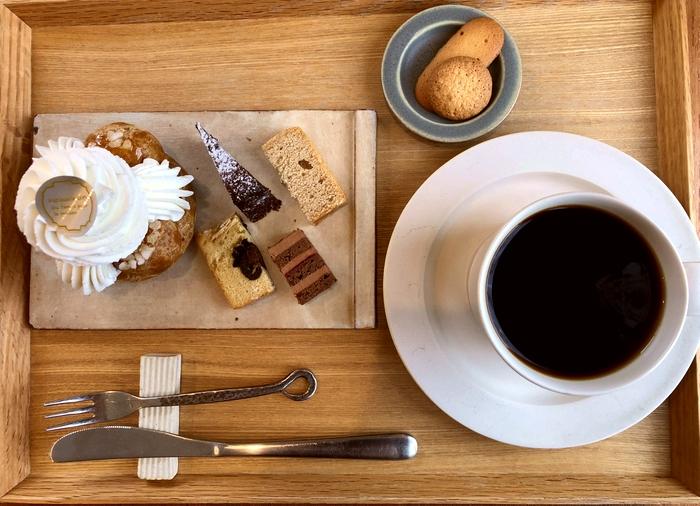 パティスリーアン コーヒーと菓子