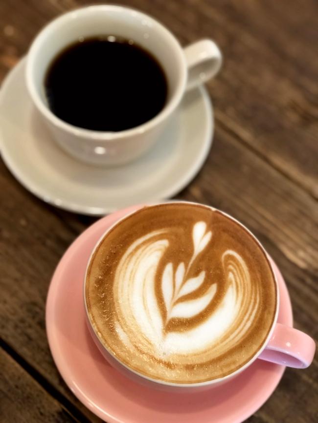 so good coffee & bake コーヒーとカフェラテ