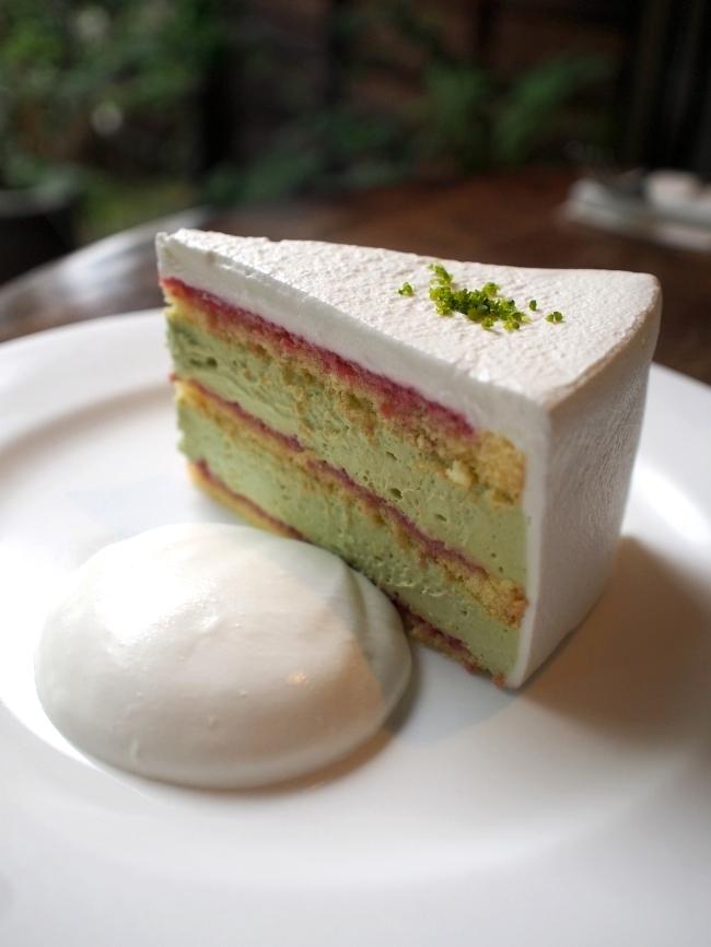 irodori ピスタチオのショートケーキ