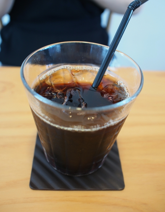 アイスコーヒー 550円 エチオピア サワナ ナチュラル