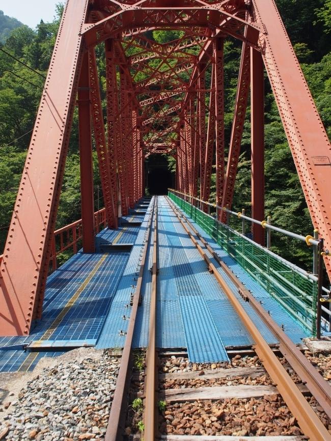 ガッタンゴー 第2高原川鉄橋
