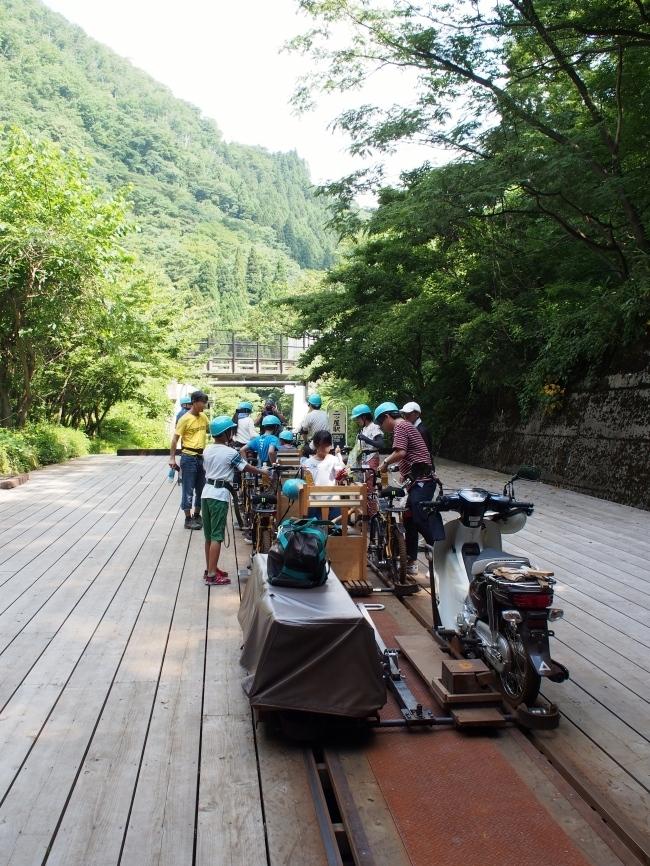Gattan Go‼ 二ッ屋駅
