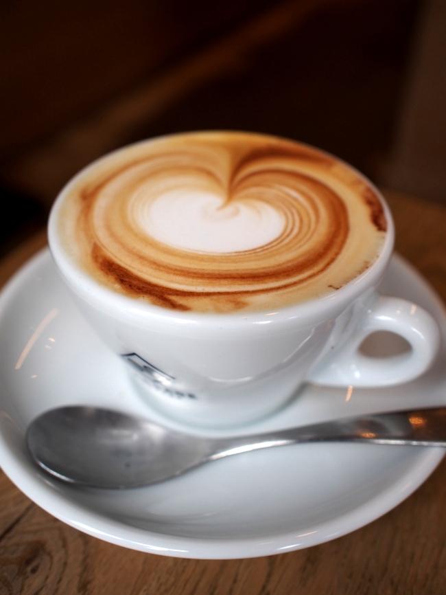 PASSAGE COFFEE カプチーノ