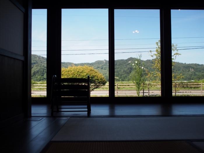 MIKURIYAからの風景