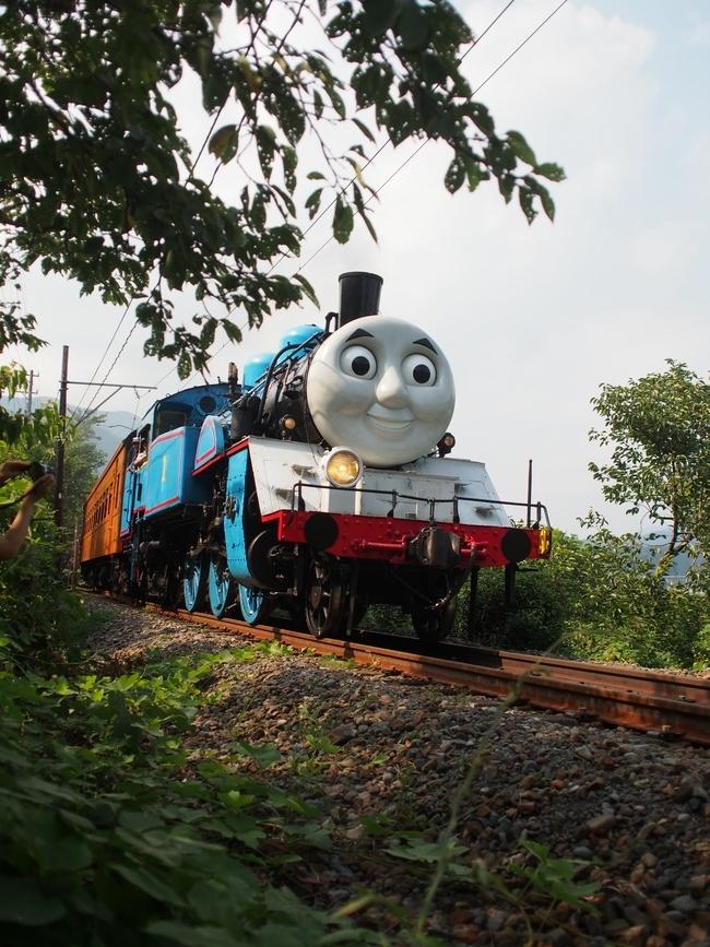 リアル機関車トーマス