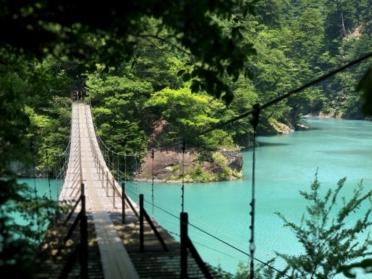 寸又峡 夢の吊橋 アイキャッチ