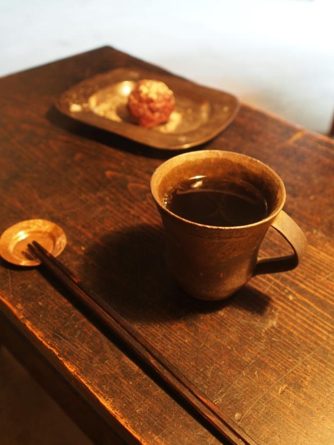 夕方ブレンドコーヒー 浅煎り
