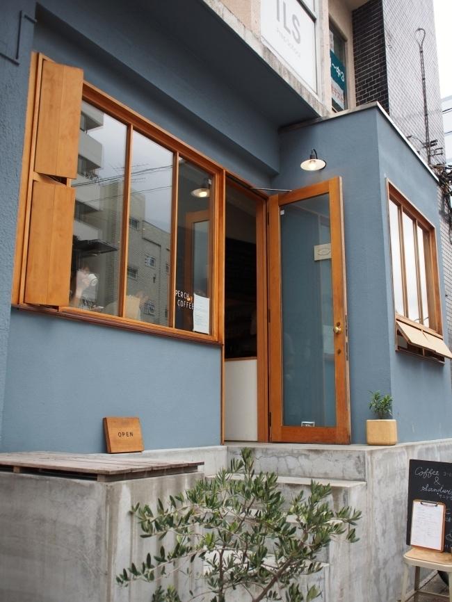 パーチコーヒー 店