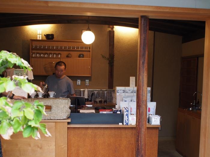 ウィークエンダーズコーヒー 店内