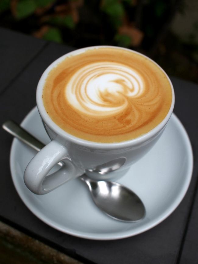 Weekenders Coffee カプチーノ