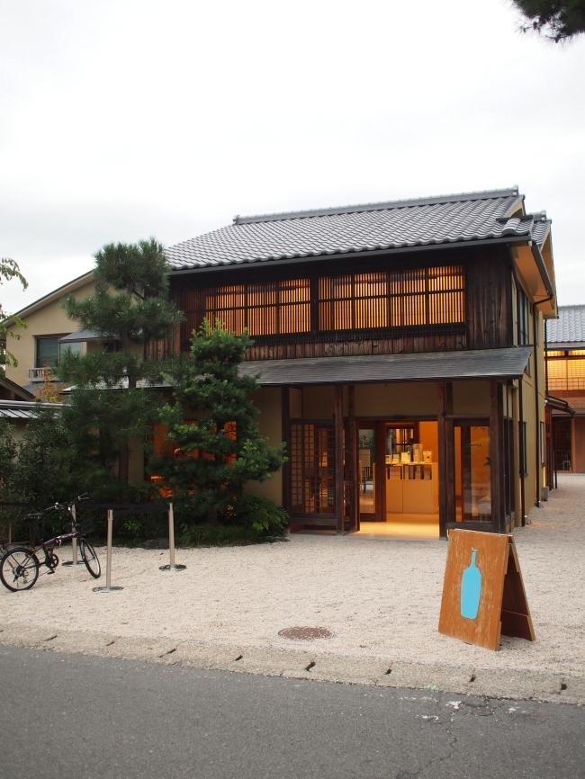 ブルーボトルコーヒー 店