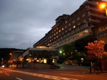 ウェスティン都ホテル京都 外観