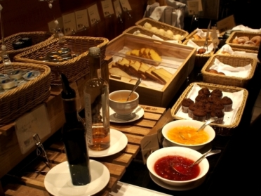 ウェスティン都ホテル京都の朝食 アイキャッチ