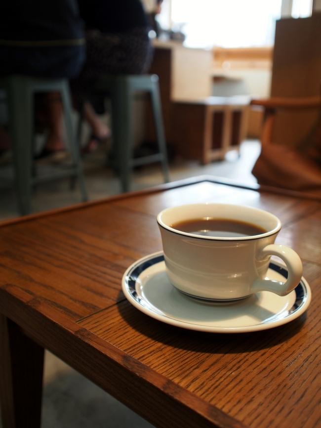 PERCH COFFEE 店内とコーヒー