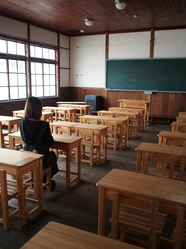 桐林館阿下喜美術室 教室