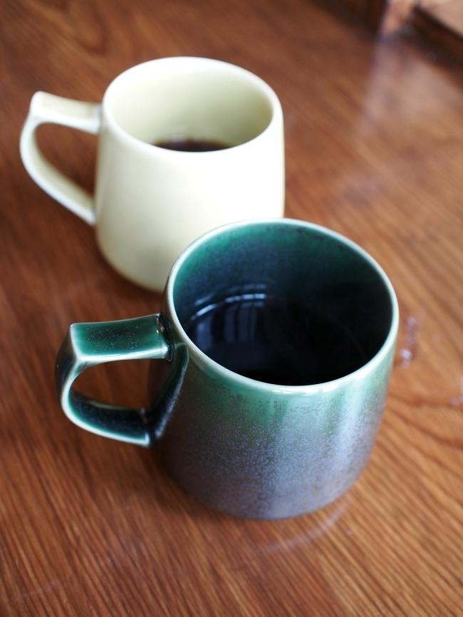 桐林館阿下喜美術室 コーヒー