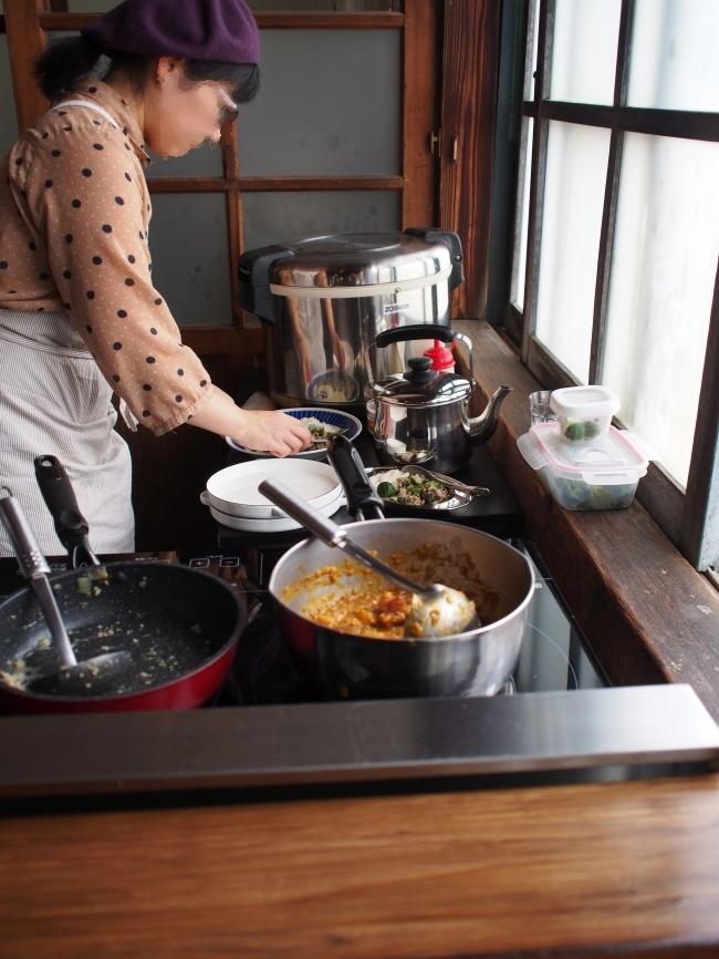桐林館喫茶室 カレー