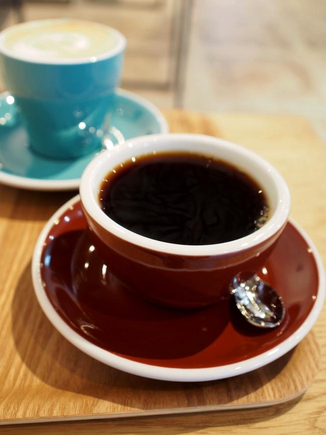 ベンチコーヒースタンドのケニア
