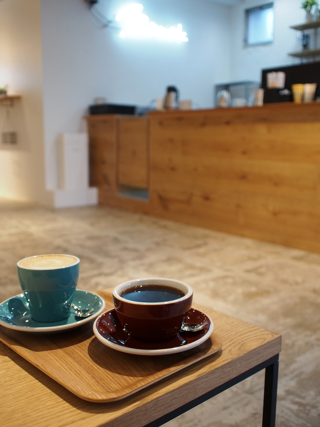 BENCH COFFEE STAND 店内3