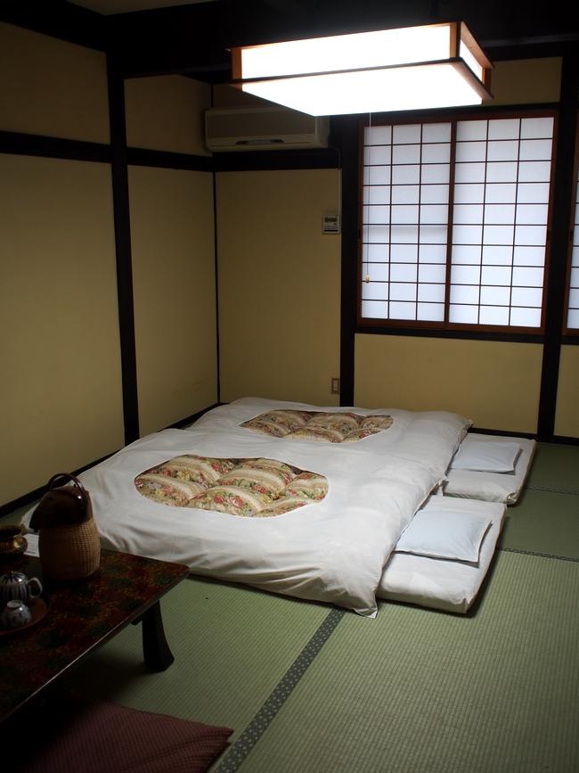 岩村山荘 客室
