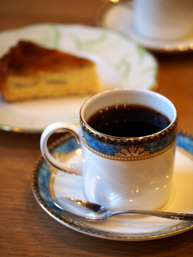 コーヒーカンタータの深煎りネルドリップコーヒー