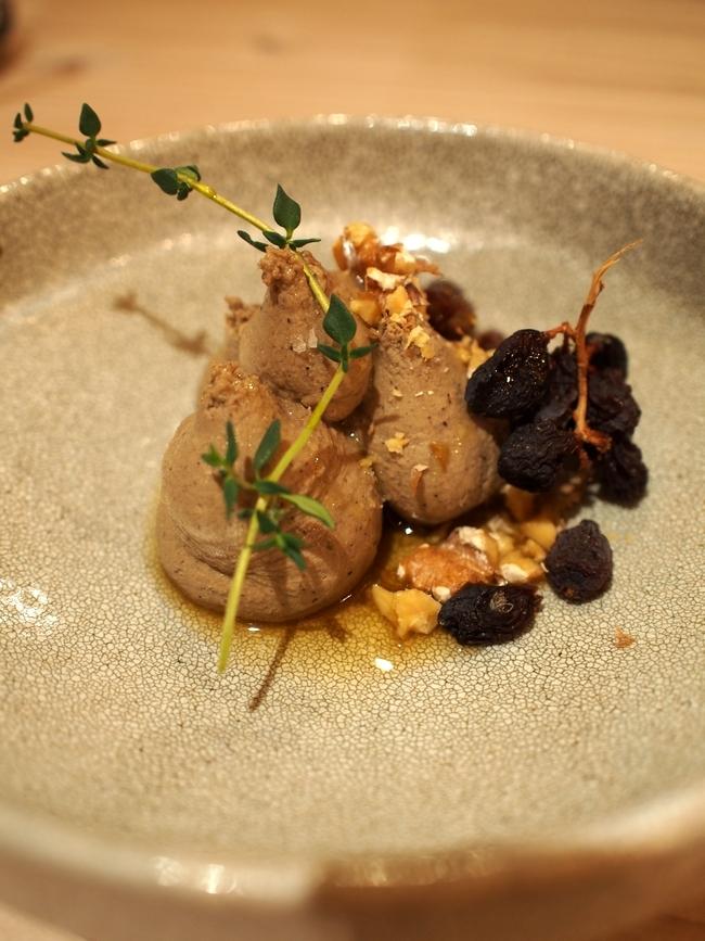 イタリア料理ラフ トスカーナ仕込みのレバーペースト