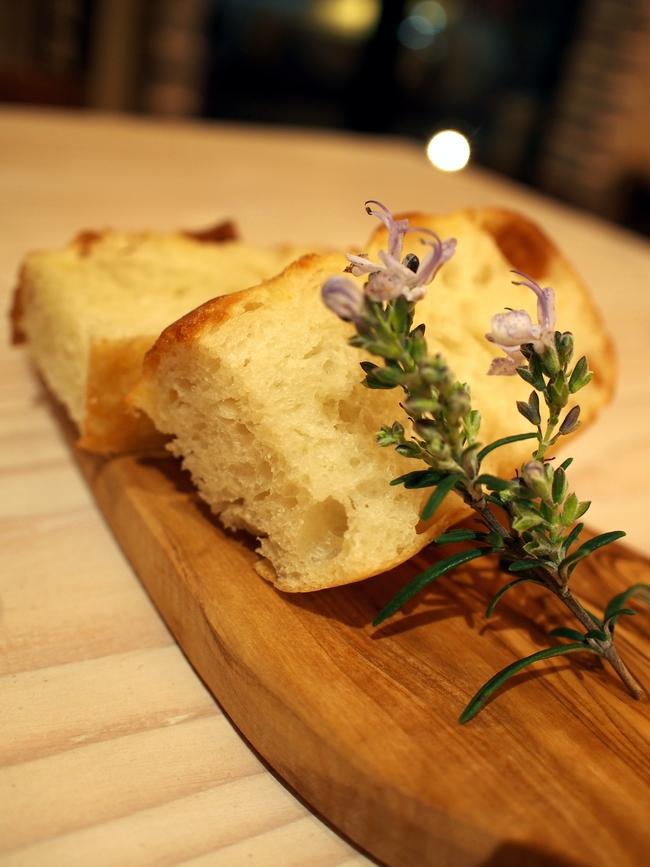 イタリア料理ラフ パン